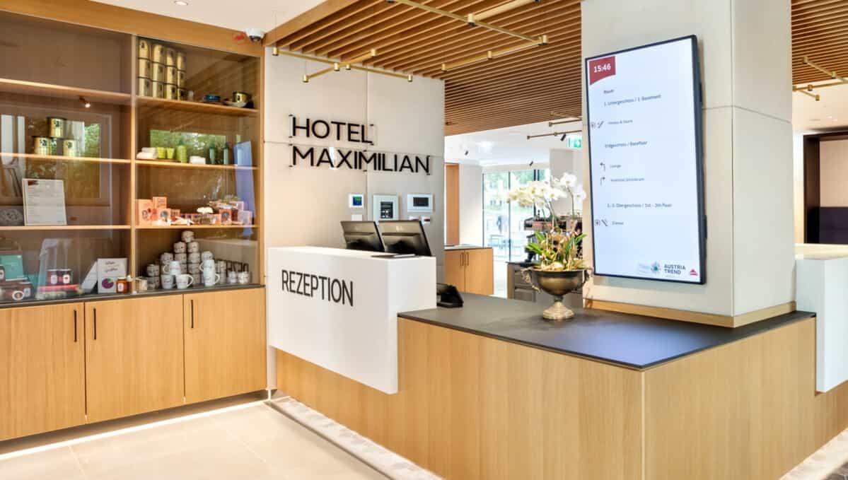 © Austria Trend Hotel Maximilian