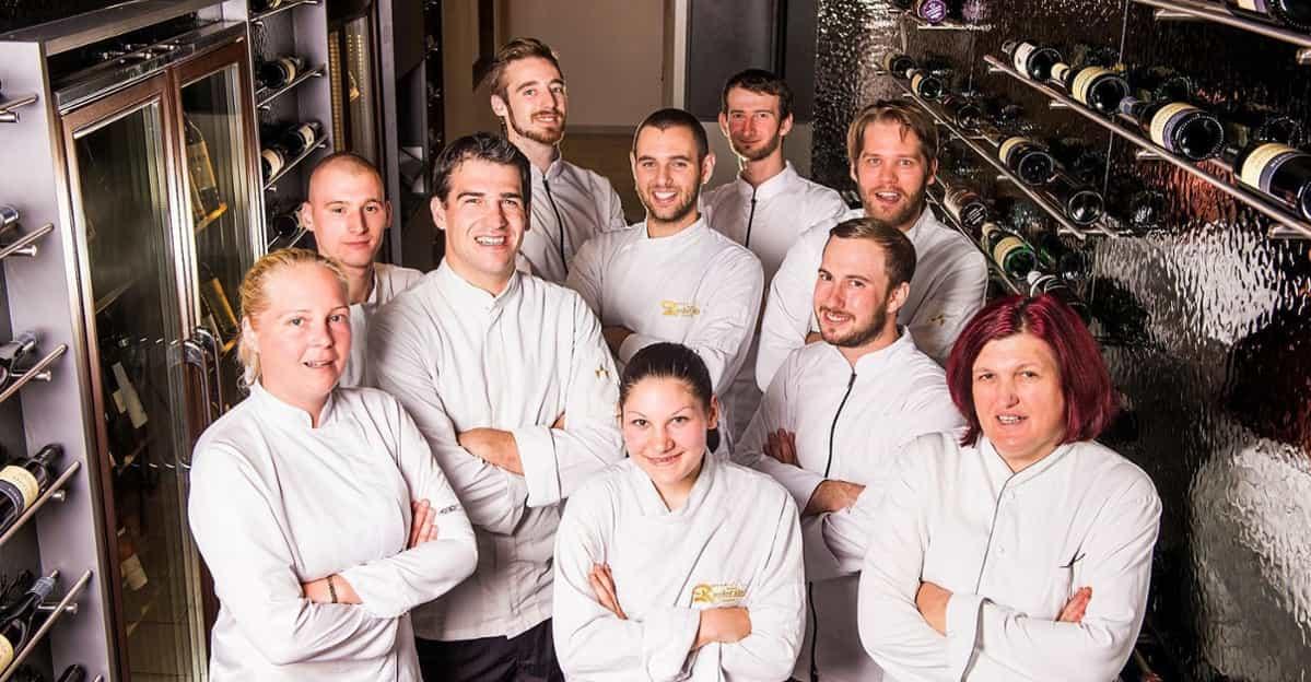 Das Riederalm Team © Riederalm
